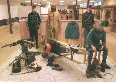 Photo de l'exposition Les Tranchées Oubliées