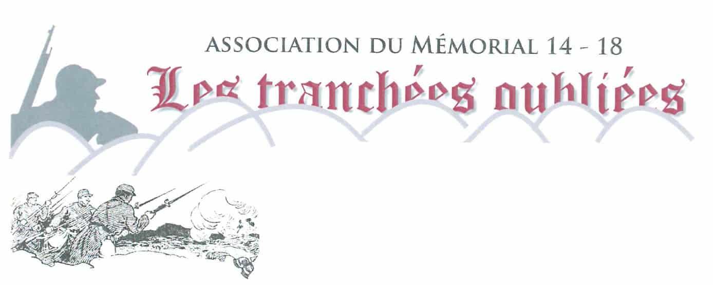 Logo Partenaire - Les Tranchées Oubliées